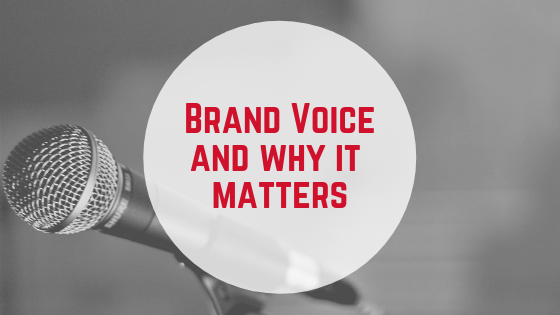 What is your brand's voice and why does it matter?