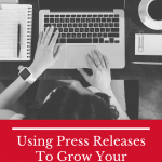 Are you leveraging the power of press releases? Press releases are a cost-efficient way to build your brand authority that are not only still relevant and useful, but even more in demand now than they were a decade ago. If your organization makes a habit of consistently doing releases you WILL benefit from the coverage. Moreover, the publications (print and digital), that your target audience reads, want to hear from your organization. #marketing #entrepreneur #pressrelease #businesstip