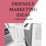 Just because your company is on a tight budget doesn't mean you have to skimp on marketing. Here are 9 budget-friendly ways to market your brand and spread the word about your products or services with a free checklist!