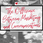 While the terms marketing and communications are often used interchangeably they are in fact very different. Marketing is a strategy, while communications, like social media, is a tactic within that strategy. Learn more here.