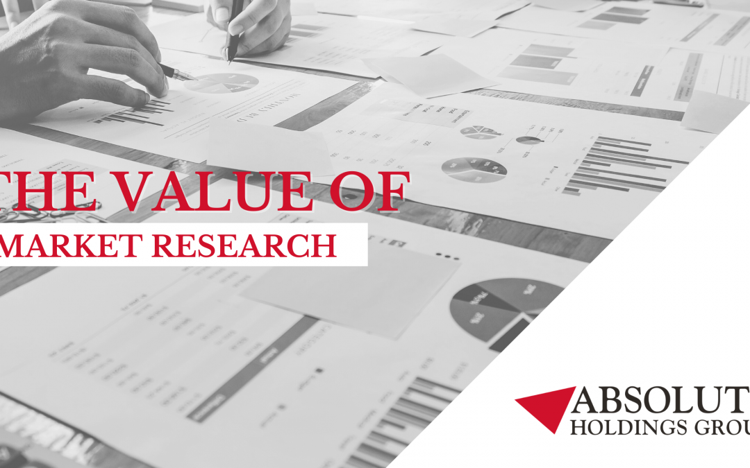 The Value of Market Research